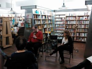 Apresentação Universidad Desconocida Curso de Poesia Brasileira