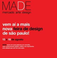 Lançamento de Forasteiros, Projeto Dulcinéia Catadora, Feira de Design, Loja da Amma, São Paulo, Agosto de 2013